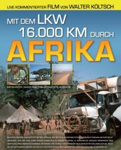 Afrika Plakat