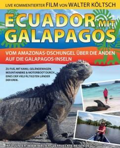 Ecuador Plakat