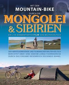 Mongolei Plakat