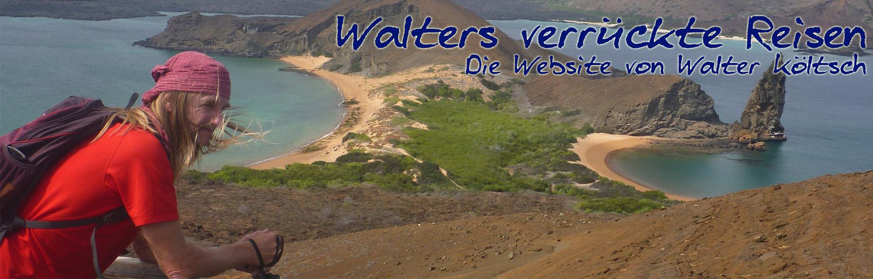Walters verrückte Reisen
