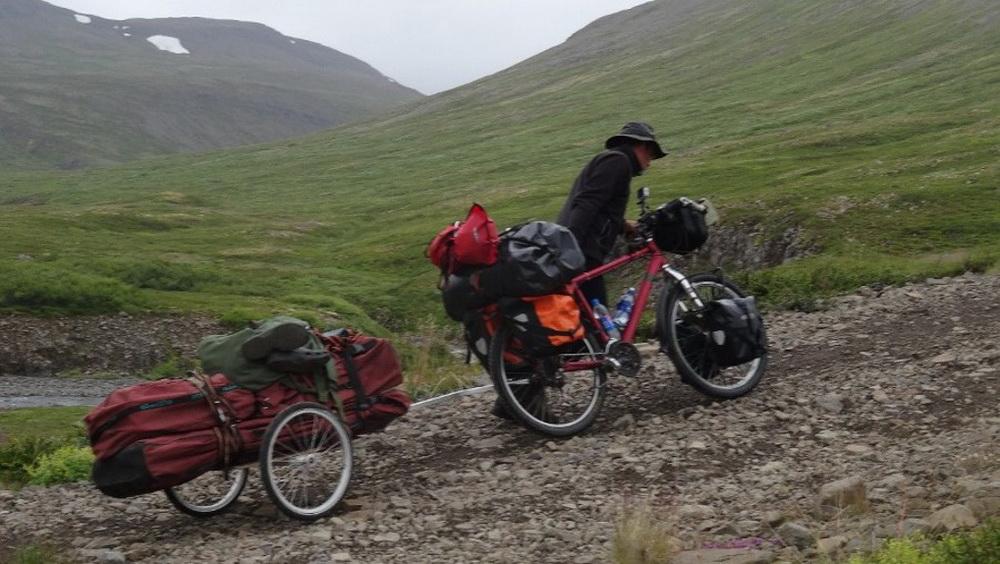 Island Fahrrad